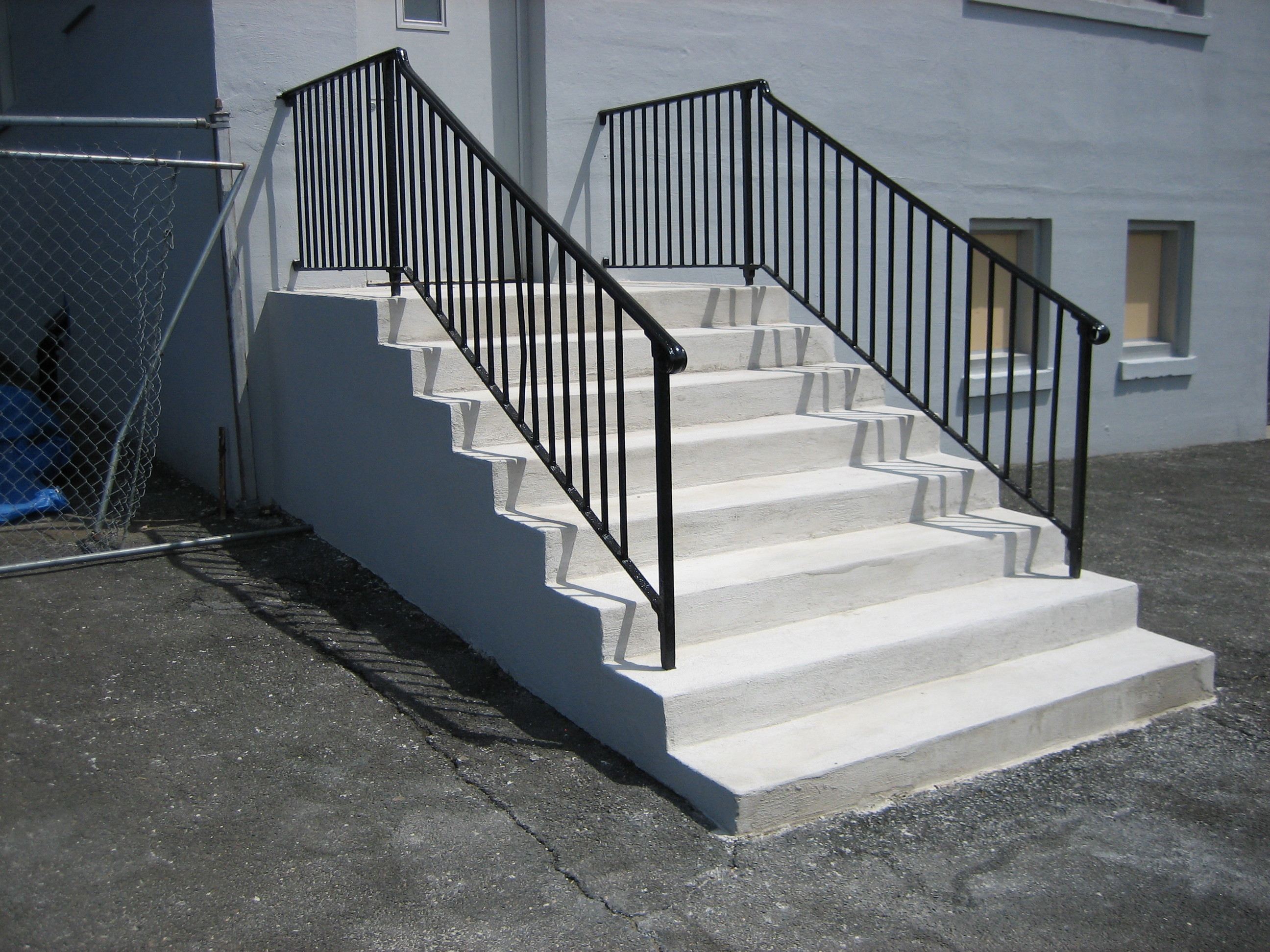 Stairway Update Armor Tite Construction Corp